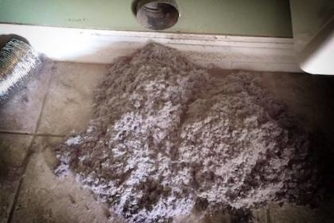 How often should my dryer vent be professionally cleaned?