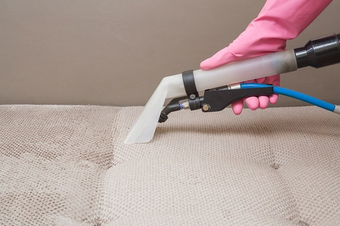 Mattress Cleaning & Sanitizing